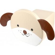 Állatos ülőpárna és puff - kutya