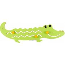 Fali golyóvezető - Krokodil