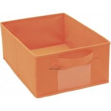 Színes tárolódoboz - narancs
