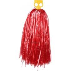 Pompom -nagy piros