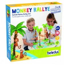 Fára mászó majmok versenye