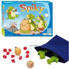 Spiky - Tapintós sárkányok