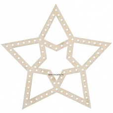 Fessük ki! - Fűzhető csillag