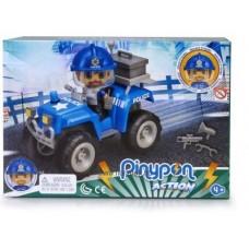 Pinypon Action - rendőrségi quad