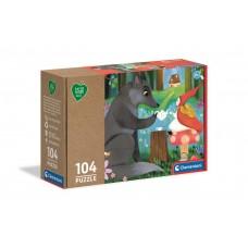 104 db-os Play for future puzzle - Megváltozott vélemény