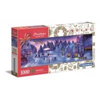 1000 db-os High Quality Collection Panoráma puzzle - Karácsonyi álom