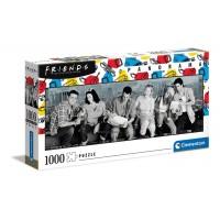 1000 db-os Panoráma puzzle - Jóbarátok