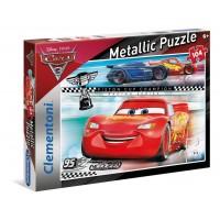 104 db-os SuperColor Metálfényű puzzle  - Verdák 3