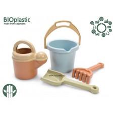 Dantoy BIOműanyag  homokozókészlet - cukornádból