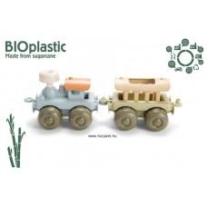 Dantoy BIOműanyag vonatszett - cukornádból
