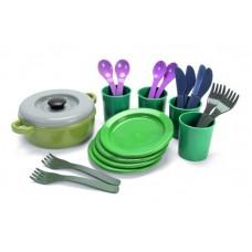 Dantoy étkészlet- Újrahasznosított-Bio termék
