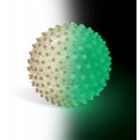 Érzékelő, fluoreszkáló labda