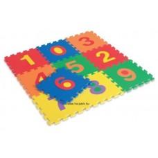 Puzzle Szőnyeg - számok