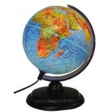 Földgömb - világítós, 25 cm  DUO
