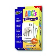 Kártya, Angol ABC A-Z-ig