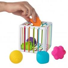 Felfedező kocka -Inny Bin