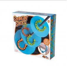 Swingin  Shoes Patkódobálós ügyességi játék