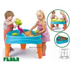 Játszósziget-asztal