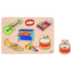 Hangot Adó Puzzle - Hangszerek