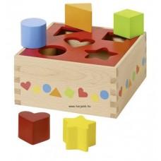 Formabedobó kocka