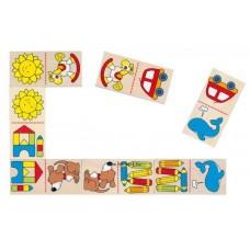 Első dominó játékom