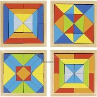 Formák világa puzzle