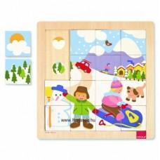 Tél-Részletfigyelő puzzle