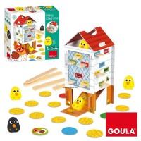 Vidám csibecsúszka – hangulatjavító játék - GOULA