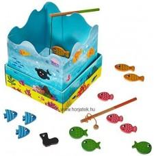 Horgászverseny -  mágneses játék - GOULA