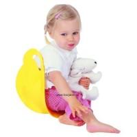 Forgó-Egyensúlyozó Ülőke (sárga)