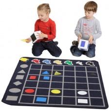 Fejlesztő szőnyeg - Logikai Mátrix