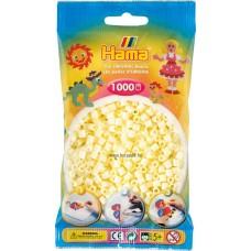Hama vasalható gyöngy - 1000 db-os krém színű Midi