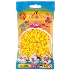 Hama vasalható gyöngy - 1000 db-os sárga Midi