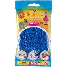 Hama vasalható gyöngy - 1000 db-os világoskék színű Midi