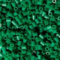 Hama vasalható gyöngy - 1000 db-os fenyőzöld színű Midi