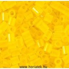 Hama vasalható gyöngy - 1000 db-os átlátszó sárga - Midi