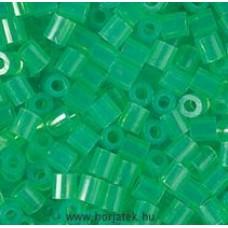 Hama vasalható gyöngy - 1000 db-os átlátszó zöld - Midi