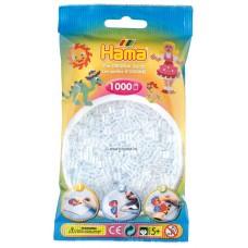 Hama vasalható gyöngy - 1000 db-os átlátszó (színtelen) Midi