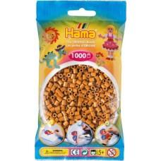 Hama vasalható gyöngy - 1000 db-os világosbarna - Midi