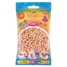 Hama vasalható gyöngy - 1000 db-os testszínű -  Midi