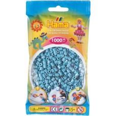 Hama vasalható gyöngy - 1000 db-os türkizkék - Midi