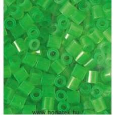 Hama vasalható gyöngy - 1000 db-os neon zöld - Midi