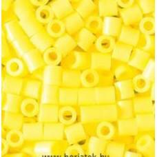 Hama vasalható gyöngy - 1000 db-os pasztell sárga - Midi