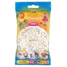 Hama vasalható gyöngy - 1000 db-os gyöngyház színű Midi