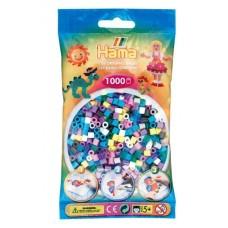 Hama vasalható gyöngy - 1000 db-os mix - Midi