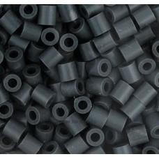Hama vasalható gyöngy - 1000 db-os sötétszürke - Midi