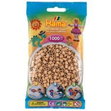 Hama vasalható gyöngy - 1000 db-os középbarna színű Midi