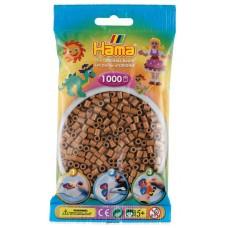 Hama vasalható gyöngy - 1000 db-os nugát színű Midi