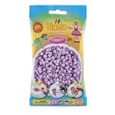 Hama vasalható gyöngy - 1000 db-os pasztell lila Midi