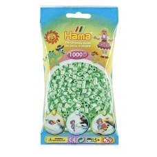 Hama vasalható gyöngy - 1000 db-os pasztell menta Midi